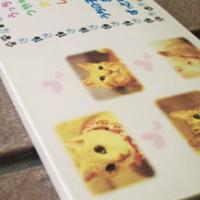 写真陶板制作例~ペット写真