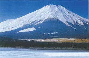 写真陶板制作例~富士山