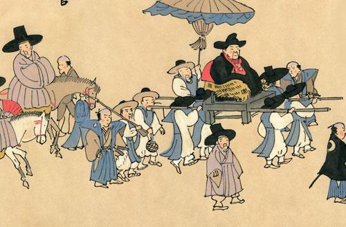 写真陶板制作例~千代女俳句記念館朝鮮通信使記念碑