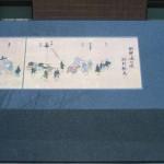 写真陶板制作例~俳句館記念碑朝鮮通信使
