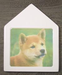 写真陶板オリジナルデザイン陶製プレート